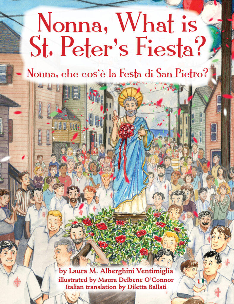 Nonna, what is St. Peters Fiesta
