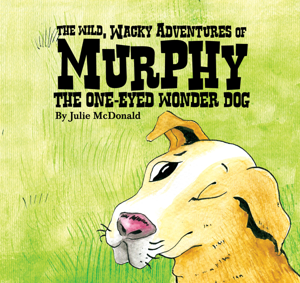 Murphy the One-Eyed Wonder Dog