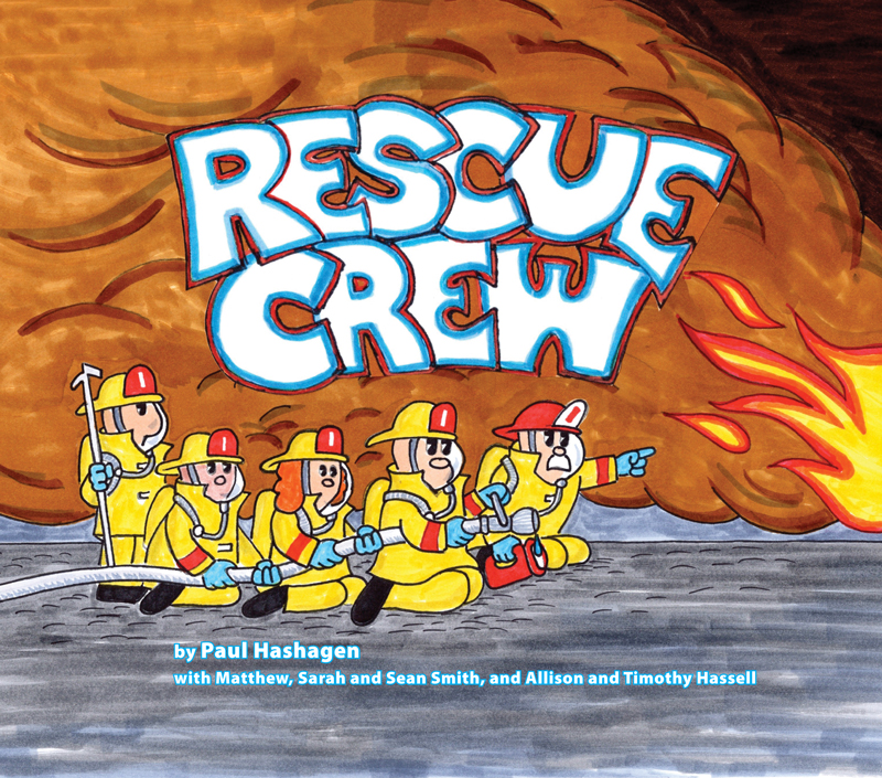 Rescue Crew by Hashagen