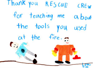 Rescue Crew Thank you